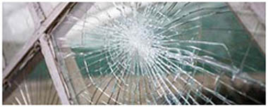 Port Talbot Smashed Glass